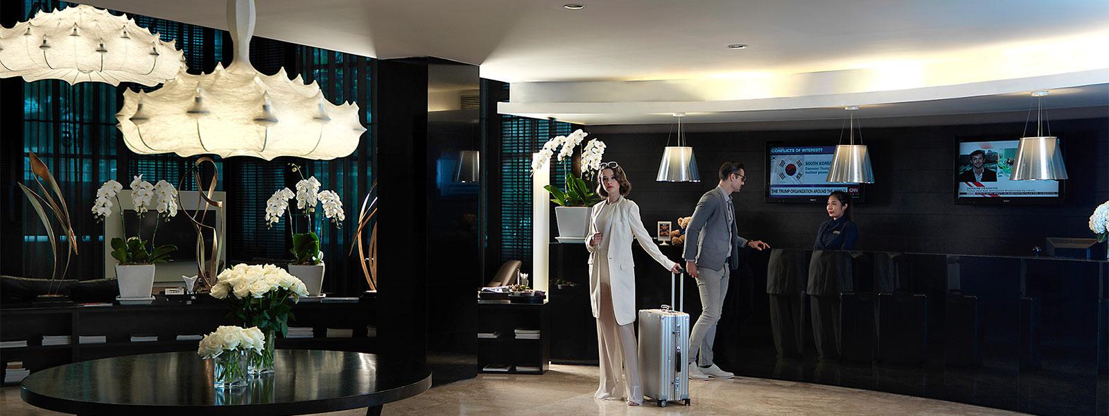 Lobby_3 - S15 Sukhumvit Hotel